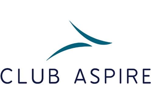 Club Aspire brand
