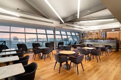 London Gatwick South Terminal Airport Lounge