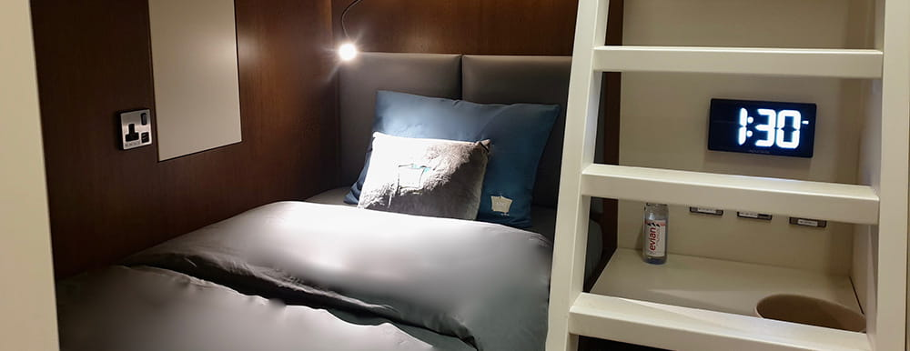 sleep lounge